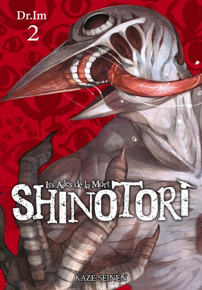 Couverture Shinotori tome 2