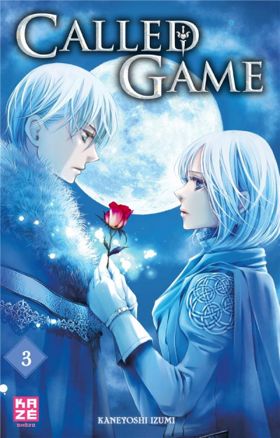 Couverture Called game tome 3