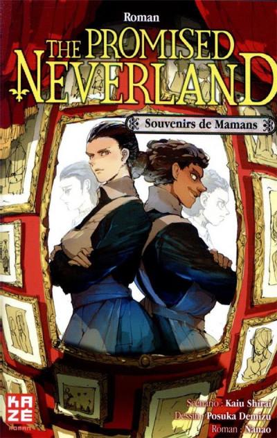 Couverture The promised neverland - Les souvenirs de Maman (roman)