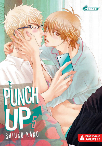 Couverture Punch up tome 5