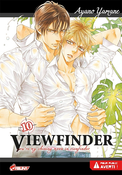 Couverture Viewfinder tome 10