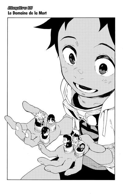Page 6 Tokyo shinobi squad tome 3