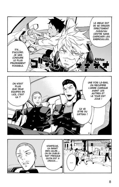 Page 9 Tokyo shinobi squad tome 3