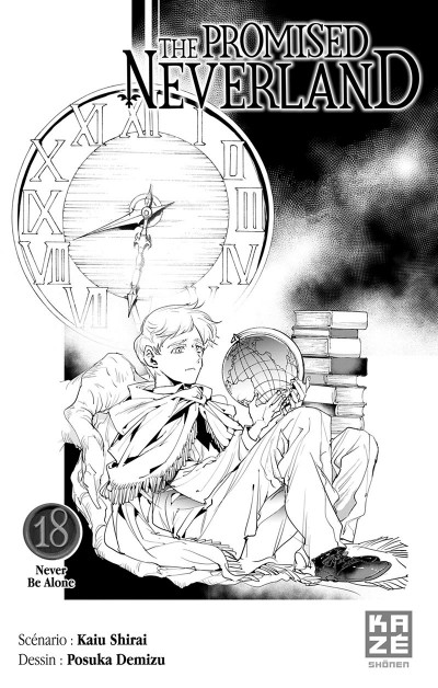 Page 2 The promised neverland tome 18