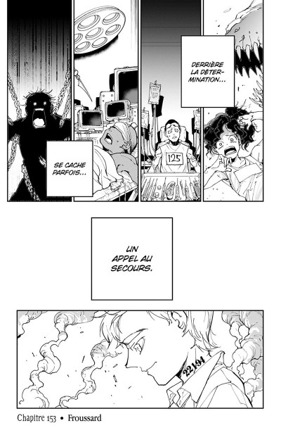 Page 6 The promised neverland tome 18
