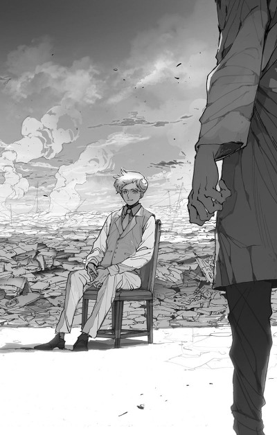 Page 7 The promised neverland tome 18