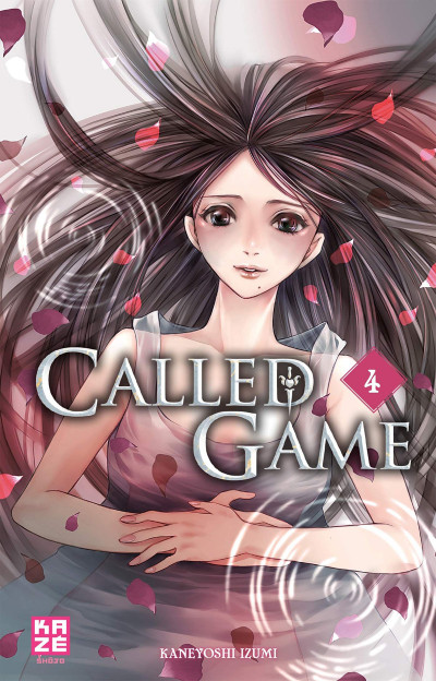 Couverture Called game tome 4