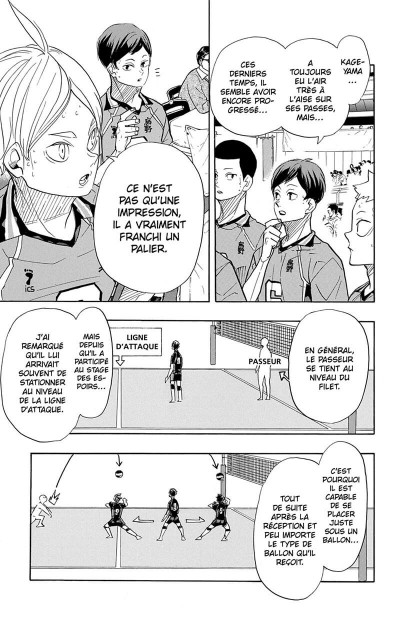 Page 8 Haikyu !! - Les as du volley tome 40
