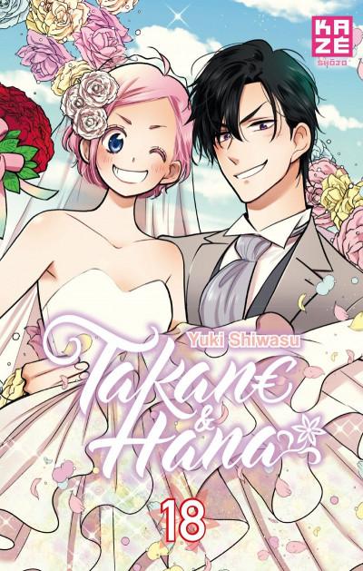 Couverture Takane & Hana tome 18