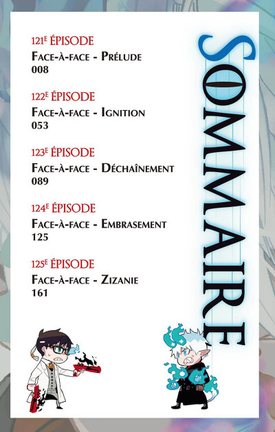 Page 3 Blue exorcist tome 26