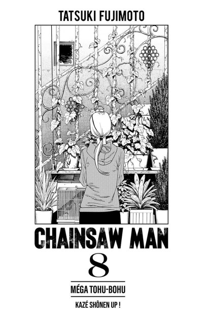Page 2 Chainsaw man tome 8