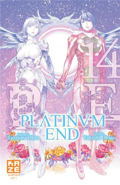 Couverture Platinum end tome 14