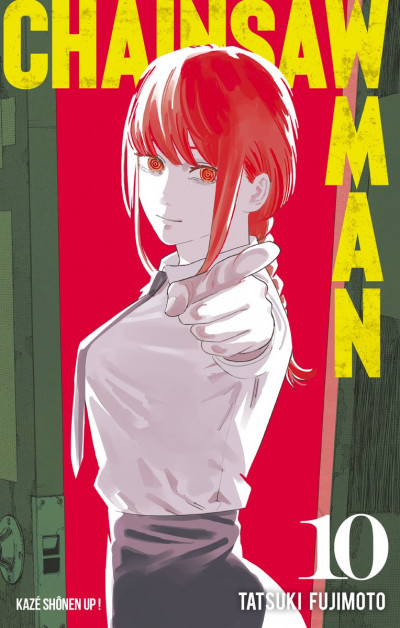 Couverture Chainsaw man tome 10