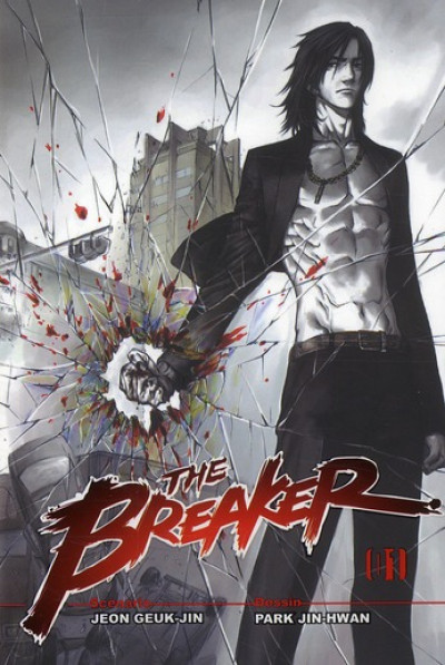 Couverture the breaker tome 1