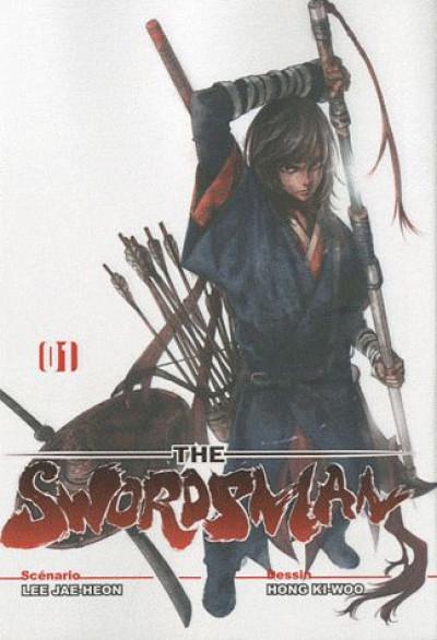 Couverture the swordsman tome 1