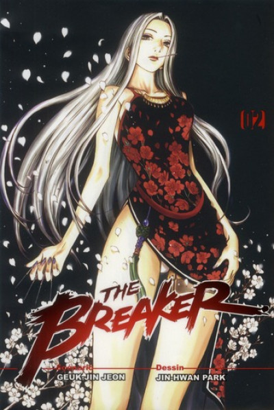 Couverture the breaker tome 2