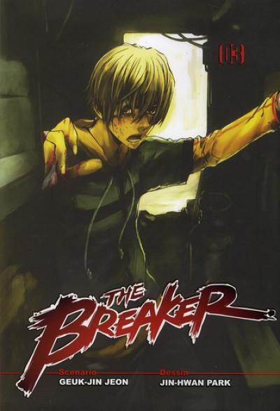 Couverture the breaker tome 3