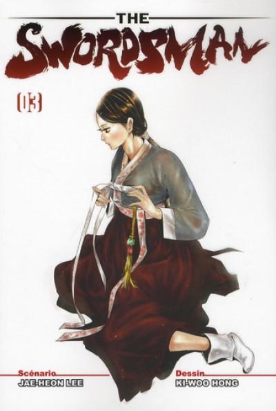 Couverture the swordsman tome 3