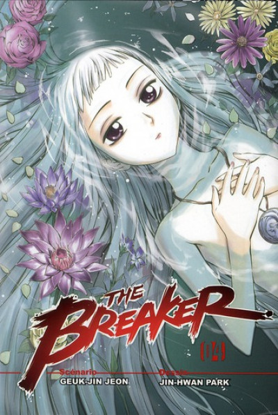 Couverture the breaker tome 4