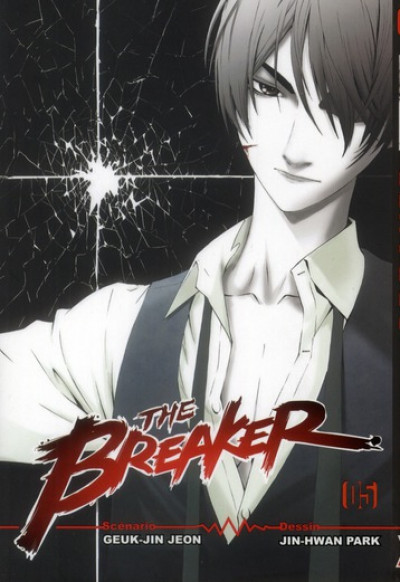 Couverture the breaker tome 5