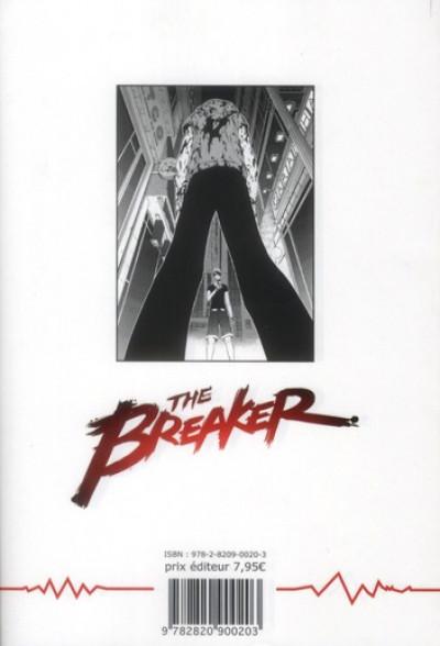 Dos the breaker tome 5