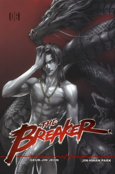 Couverture the breaker tome 6