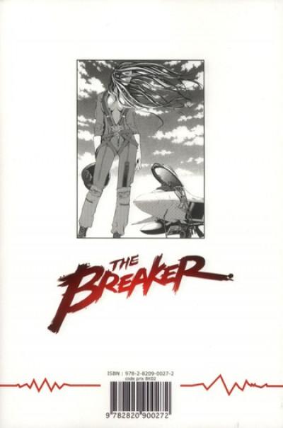 Dos the breaker tome 6