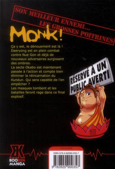 Dos Monk tome 6