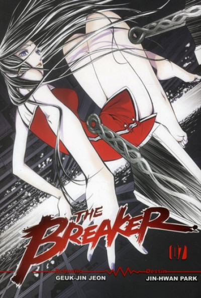 Couverture the breaker tome 7