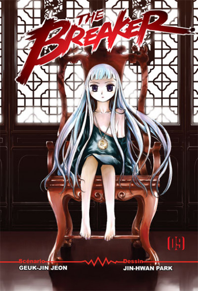 Couverture the breaker tome 9