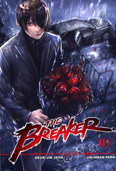Couverture The breaker tome 10