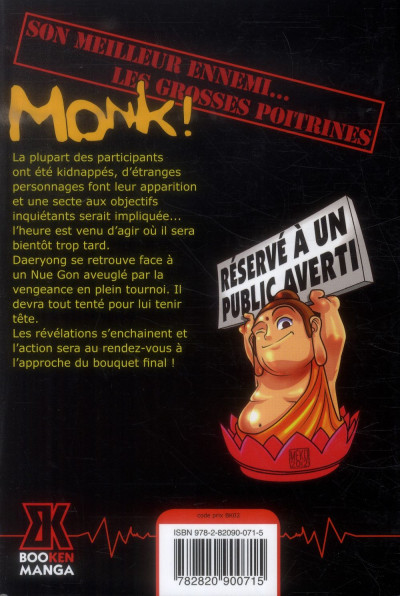 Dos monk tome 5