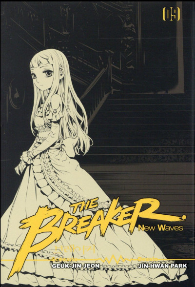 Couverture The breaker new waves tome 9
