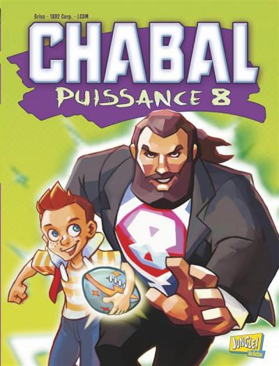 Couverture Chabal puissance 8