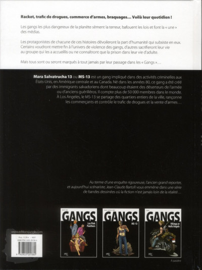 Dos gangs tome 2 - MS13
