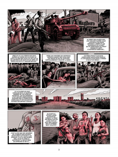 Page 2 gangs tome 2 - MS13
