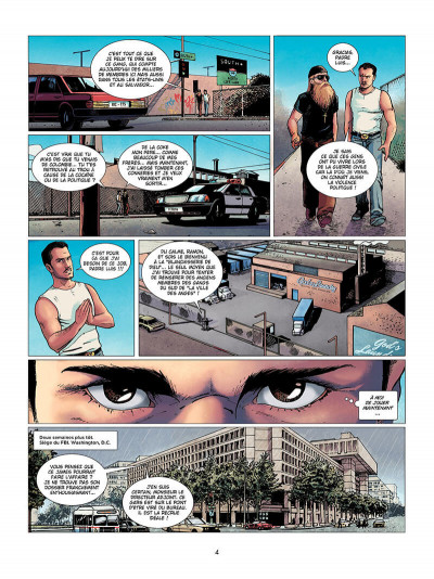 Page 3 gangs tome 2 - MS13