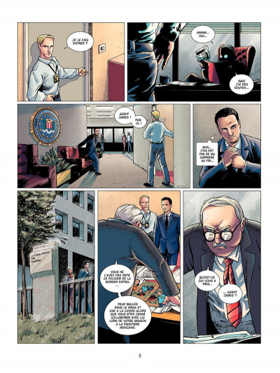 Page 4 gangs tome 2 - MS13