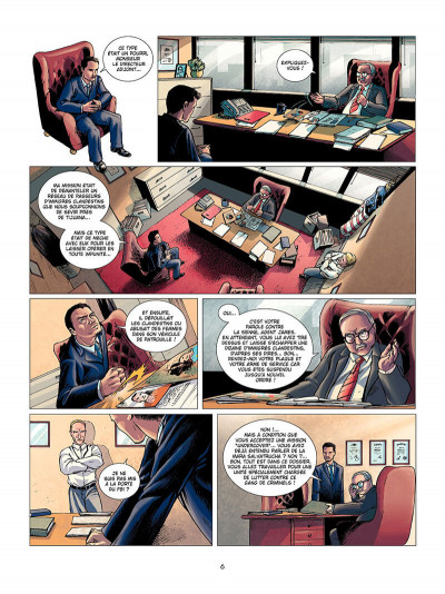 Page 5 gangs tome 2 - MS13