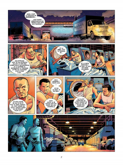 Page 6 gangs tome 2 - MS13