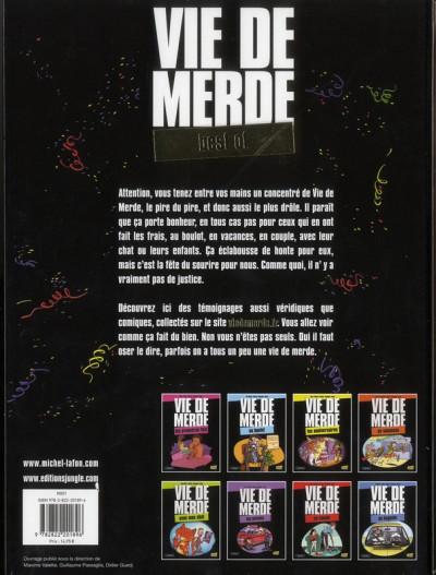 Dos vie de merde ; best of