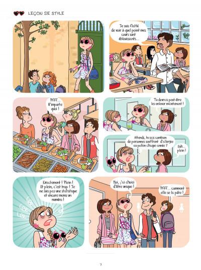 Page 5 Charlie, ma vie de star tome 1
