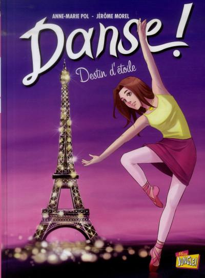 Couverture Danse tome 5 - Destin d'étoile