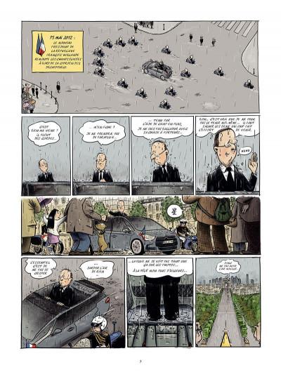 Page 2 moi, Président ; ma vie quotidienne à l'Elysée