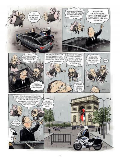 Page 3 moi, Président ; ma vie quotidienne à l'Elysée