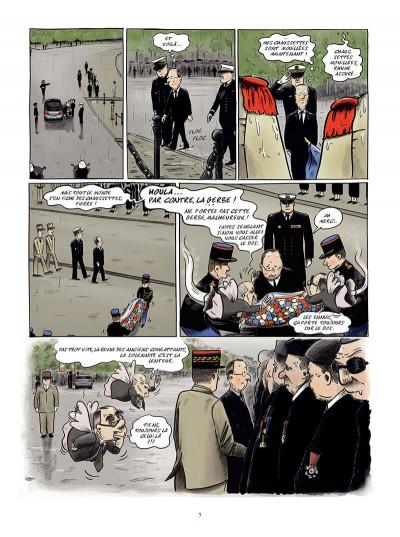 Page 4 moi, Président ; ma vie quotidienne à l'Elysée