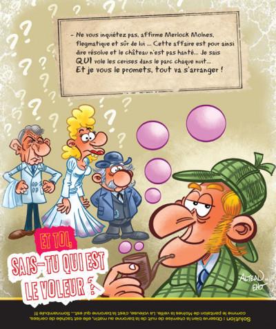 Page 1 le gros livre des mystères et boules de gomme tome 1