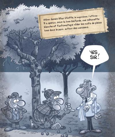 Page 3 le gros livre des mystères et boules de gomme tome 1