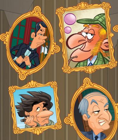Page 8 le gros livre des mystères et boules de gomme tome 1