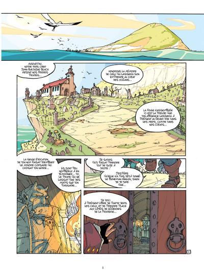Page 1 bohemian galion tome 1 - coeur de pirate
